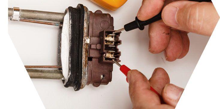 Стиральная машина не греет воду — катастрофа или дело поправимое?