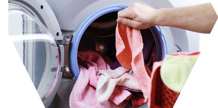 Стиральная машина не отжимает белье!
